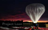 2017/10/09 FCC Giant baloon launch for Puerto Rico's cellphone service reconnection. Adroidauthority.com