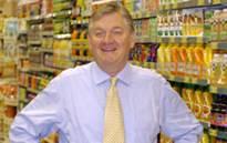 Shoprite CEO James Wellwood Whitey Basson. Picture: Shopriteholdings.co.za