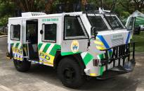 A general view of a Tshwane Metro Police vehicle. Picture: Facebook.com/TshwaneMetroPoliceDepartment.