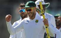 Faf du Plessis. Picture: AFP
