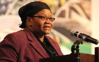 Chairperson of the National Council of Provinces (NCOP) Thandi Modise. Picture: GCIS