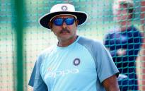 India coach Ravi Shastri. Picture: AFP