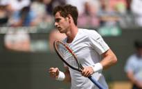 FILE: Andy Murray in action. Picture: Facebook.