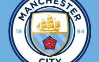 Manchester City logo.