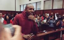 Murder accused Thabani Mzolo appears in the Durban magistrates court on 3 May 2018. Picture: Ziyanda Ngcobo/EWN