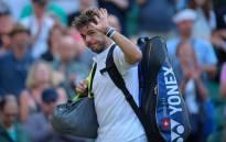 Stan Wawrinka. Picture: @Wimbledon/Twitter