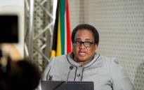 Labour Minister Mildred Oliphant. Picture: GCIS.