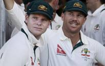 FILE: Australian cricketers Steve Smith (left) and David Warner (right). Picture: AFP