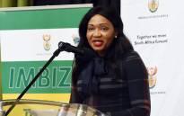 Communications Deputy Minister Tandi Mahambehlala. Picture: GCIS.