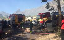 Hundreds of Mandela Park residents have been left homeless following a deadly fire that destroyed their homes on 11 March 2017. Picture: Monique Mortlock/EWN.