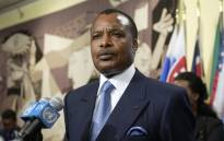 President of the Congo, Denis Sassou Nguesso. Picture: United Nations Photo.