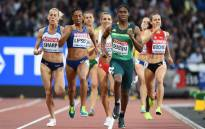 FILE: South Africa's Caster Semenya competes in the semi-final of the women's 800m athletics event at the 2017 IAAF World Championships at the London Stadium in London on 11 August 2017. Picture: AFP.