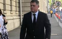 FILE: Jason Rohde enters the courthouse ahead of proceedings on 21 February 2018. Picture: Shamiela Fisher/EWN