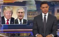 A screengrab of 'The Daily Show' host Trevor Noah. Picture: CNN
