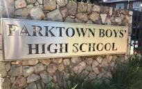 FILE: Parktown Boys High School. Picture: Kgothatso Mogale/EWN.