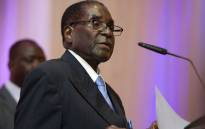 FILE: Robert Mugabe. Picture: AFP