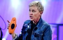 Ellen DeGeneres. Picture: AFP