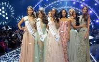 Demi-Leigh Nel-Peters was crowned Miss South Africa on Sunday 26 March 2017. Picture: Louise McAuliffe/EWN