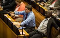 FILE: DA MP David Maynier pictured in Parliament on 19 November 2014. Picture: EWN.