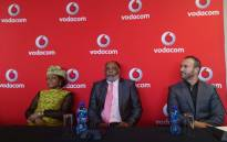 Vodacom and the Nazareth Baptist Church have announced a new deal. National Assembly Speaker Baleka Mbete was one of the attendances. Picture: Ziyanda Ngcobo/EWN.