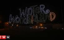 The Winter Wonderland Festival of Lights in Somerset West. Picture: Cindy Archillies/EWN