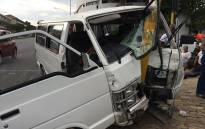 FILE: There have been frank discussions about the challenges facing the taxi industry, including the recurring violence that affects commuters. Picture: @EMER_G_MED.