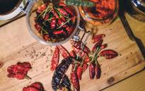 Chillies and other spices. Picture: Pixabay.com