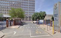 FILE: Prasa's head office next to Park Station at Umjantshi House on Wolmarans Street, Braamfontein. Picture: Google Earth