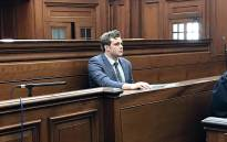 FILE: Family axe murder accused Henri van Breda appears in the Western Cape High Court on 9 October 2017. Picture: Monique Mortlock/EWN