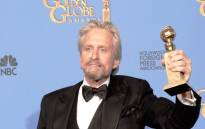 FILE: Michael Douglas in 2014. Picture: AFP.