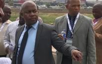 FILE: Ekhuruleni Mayor Mzandile Masina. Picture: Kgothatso Mogale/EWN