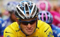 FILE: Lance Armstrong made a low key return to the Tour de France on Thursday when the American cancer survivor set off on a charity ride that follows the route of this year's race. Picture: AFP