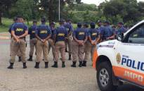 Johannesburg Metro Police Department officers. Picture: @JMPDSafety/Twitter