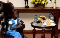 Ontlametse Phalatse was one of the two South African young women living with Progeria. Picture: GCIS.