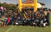 Springboks training future Boks. Picture: Kgothatso Mogale/EWN