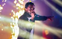 FILE: Rapper Kendrick Lamar. Picture: Supplied.