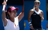 Li Na and Dominika Cibulkova will resume their rivalry when they face off in the semi finals of the Sony Open. Picture: Facebook.com