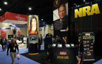 The booth of National Rifle Association (NRA) is seen during Conservative Political Action Conference 22 February 2018 in National Harbor, Maryland. Picture: AFP