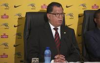 SAFA President Danny Jordaan speaks to the media on 7 January 2014. Picture: Reinart Therein/EWN