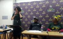 ANC NEC member and presidential hopeful Lindiwe Sisulu pictured at Cape Peninsula University of Technology in Bellville on 31 August 2017. Picture: Monique Mortlock/EWN