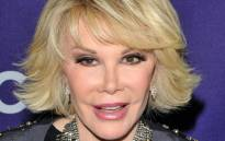 FILE: Joan Rivers. Picture: EPA.