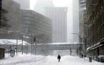 Boston, Massachusetts is literally a ghost town as a disastrous blizzard hit the northeastern parts of the USA. Picture: AFP