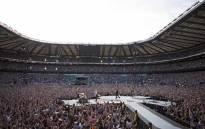 Irish rock group U2 kick off the European leg of 'The Joshua Tree' tour. Picture: Twitter/@U2.