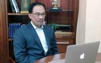 Anwar Ibrahim. Picture: @anwaribrahim via Twitter