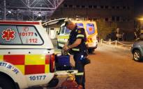 FILE: Paramedics on the job. Picture: Supplied