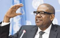 Forest Whitaker, founder and CEO of the Whitaker Peace & Development Initiative. Picture: United Nations Photo.