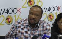 FILE: The National Union of Metalworkers of South Africa (Numsa)'s general secretary Irvin Jim