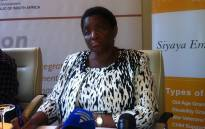 FILE: Social Development Minister Bathabile Dlamini. Picture: EWN