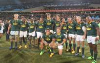 FILE: The Springboks were one of the teams facing backlash from the Sports Ministry after failing to meet transformation targets. Picture: Twitter/@Springboks.