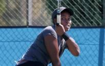 South African wheelchair tennis player Kgothatso Montjane. Picture: Reg Caldecott
